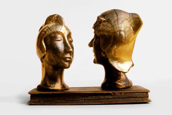 Bronze Skulptur von Wolf E. Schultz online kaufen